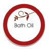 Bath Oil sticker