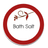 Bath Salt Sticker