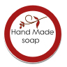 hand made soap sticker