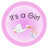 its a girl.