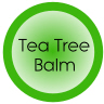 tea tree balm sticker